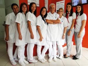 Equipe Laboratório Dr. Benedito